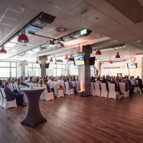 Werbeagentur, Erkner, Event, Eventdesign, Commerzbank