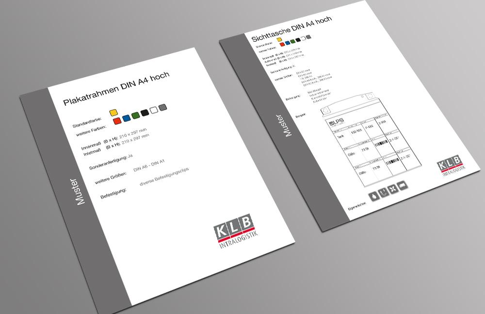 Magento-Shop - Briefbogen