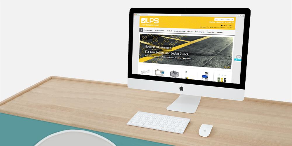 Magento Shop Programmierung - Werbeagentur Brandhands - aus Erkner