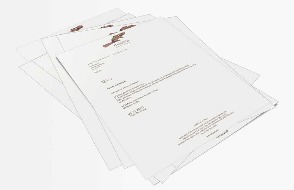 Corporate-Design - Majava