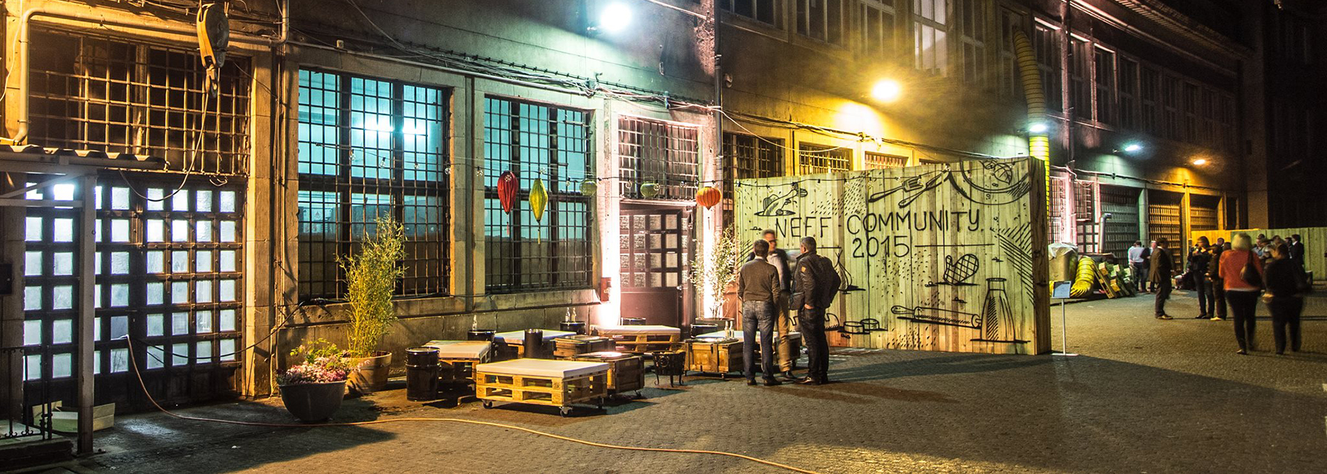 Graffiti-Wand - Berlin