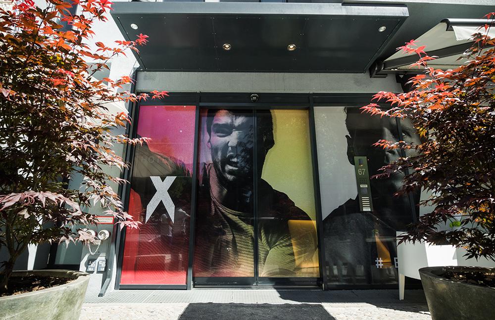 Adidas-Branding - Werbeproduktion