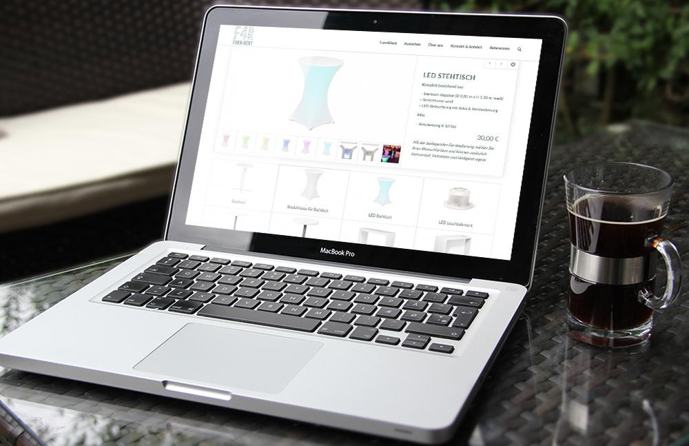 Webdesign - Fotografie