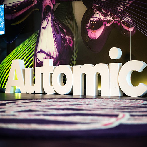 Automic-World - Icon
